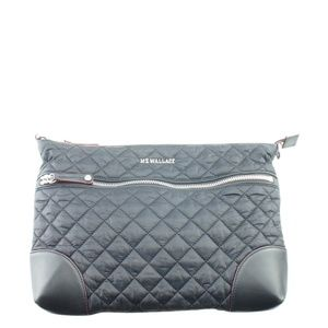 MZ Wallace Crosby Quilted Shoulder Bag 167688